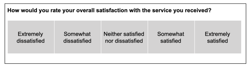 CSAT Survey