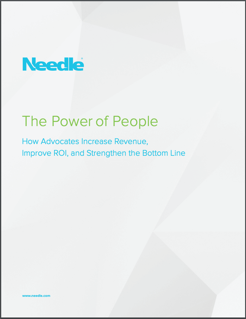 White Paper: The Power of the People: How Advocates Increase Revenue, Improve ROI, and Strengthen the Bottom Line