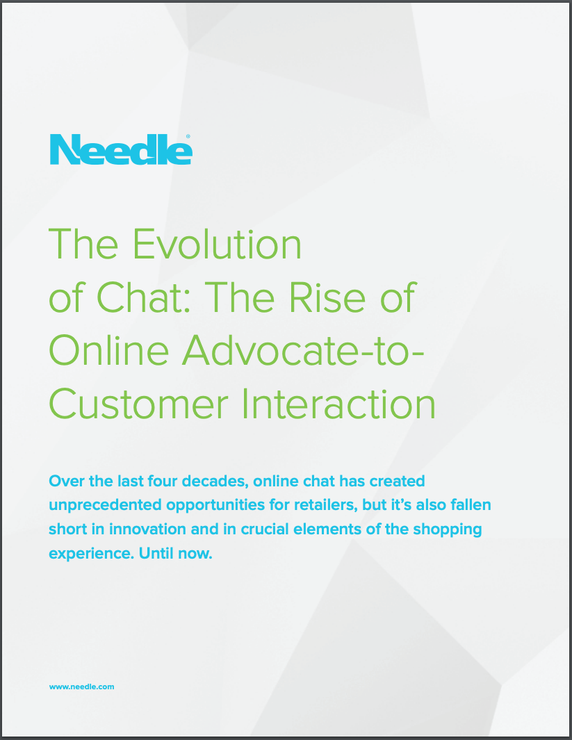 White paper: The Evolution of Chat: The Rise of Online Advocate-to-Customer Interaction